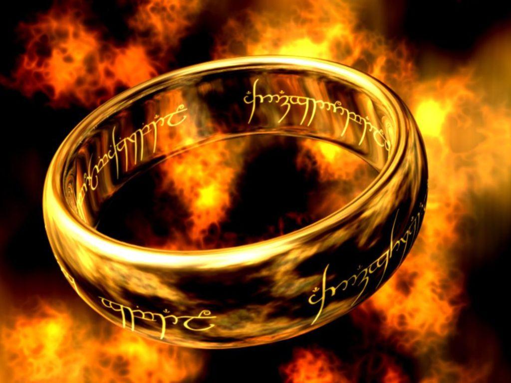 un anello per domarli, un anello per trovarli, un anello per ghermirli e nel buio incatenarli...