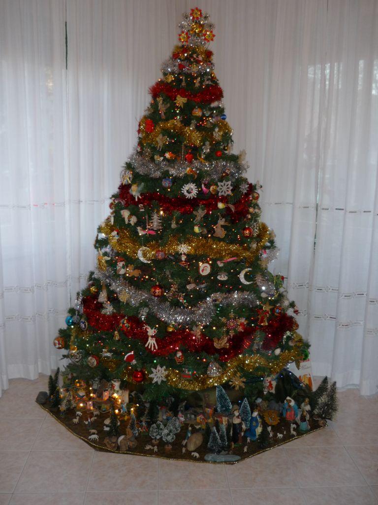 Albero Di Natale Anni 70.Alberi Di Natale